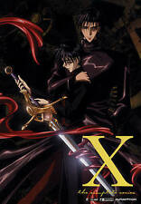X: The Complete Series (4-DVD Set) Anime BRAND NEW SEALED