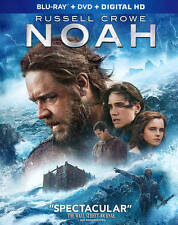 Noah (2014) Blu-ray Disc With Case/Artwork  *Never Been Viewed*