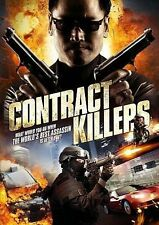 Contract Killers (DVD, 2014)