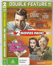 Penny Serenade-1941-Cary Grant/Andy Hardy's Private Secretary-1941-2 Movie-DVD