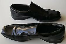 CALVIN KLEIN JACOB MENS LOAFER BLACK SIZE 11M