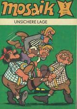 Mosaik 1980/ 5 (Z1, Aufkleber), Junge Welt