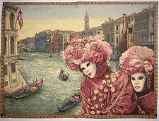 """MASCHERA VENEZIANA 2, 35 """"Tapestry Wall da appendere, BELLA dettaglio & PERFETTA IDEA REGALO"""