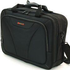 Alpine Swiss Laptop Briefcase Computer Bag Business Case Portfolio Tablet S