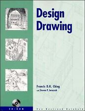 Design Drawing by Francis D. K. Ching and Francis D. Ching (1997, Paperback)
