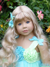 "Masterpiece Dolls * Princess and the Pea Blonde * Monika Levenig 48 "" Doll *"