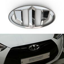 BRENTHON Front & Rear NEW Emblem for Hyundai Veloster 2012