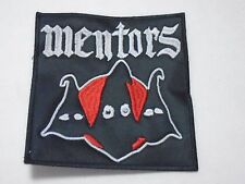 THE MENTORS EMBROIDERED PATCH