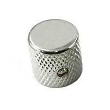 Barrel Knob Chrome for Fender Tele or Strat