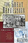 The Great Depression: America in the 1930s-ExLibrary