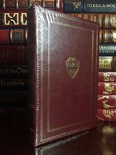 Easton Press The Divine Comedy New Sealed Leather Bound Harvard Classic Edition