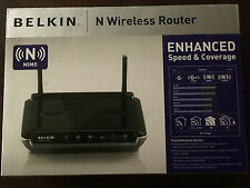 Belkin N Wireless Router F5D8233-4