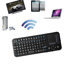 Wireless Bluetooth Keyboard QWERT with LED Backlit For Windows Android IOS PC