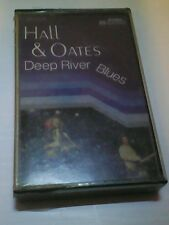 Hall and Oates - Deep River Blues- Cassette - SEALED