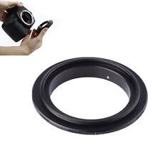 52mm Macro Reverse Adapter Ring F Olympus OM43 OM 4/3 E1 E3 E620 E520 E510 52-43