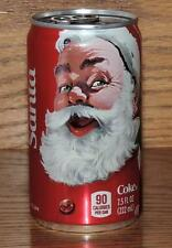 NM HOLIDAY 2015 USA FULL COCA-COLA CHRISTMAS SHARE A COKE SANTA 7.5oz 222mL CAN