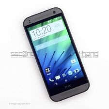 HTC One Mini 2 16GB Gunmetal Grey Unlocked Smartphone Good Condition