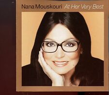 Nana Mouskouri / At Her Very Best - MINT