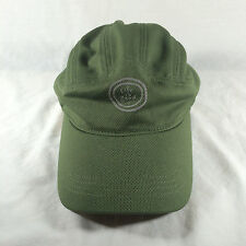 Life Is Good Cycling/Tennis/Golf Green Polyester Hat Cap Adjustable Buckle