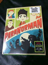 Paranorman Blu-ray + DVD + Digital Copy w/ GID Slipcover | HMV Canada Exclusive