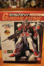 BANDAI GUNDAM ASTRAY RED #00 1/144 SCALE