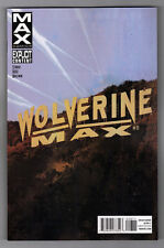 WOLVERINE MAX #8 - GREAT COVER BY JOCK - 2013
