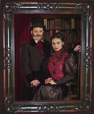 Halloween Lenticular Photo Haunted Picture Frame Couple Zombie Prop Decoration