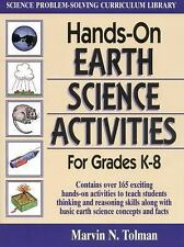 Hands-On Earth Science Activities for Grades K - 8 (J-B Ed: Hands On)