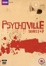 PSYCHOVILLE: Series 1 + 2 + Halloween Special [BBC] (DVD)~~~~~~NEW & SEALED