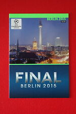 ADRENALYN CL 2014/15 UPDATE FINAL BERLIN 2015 138  MINT!