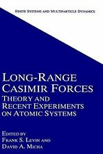 Finite Systems and Multiparticle Dynamics Ser.: Long-Range Casimir Forces :...