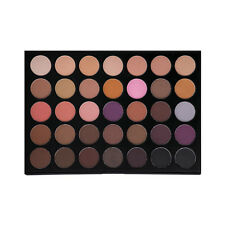 Authentic Morphe Pro 35 Matte Palette Highly Pigmented 35N Color Eyeshadow