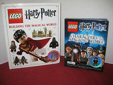 Lego Harry Potter Complete Collection of 55 sets plus all minifigs!!!