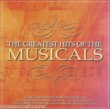 V/A - The Greatest Hits Of The Musicals (UK 20 Tk CD Album)