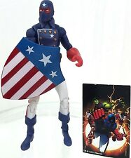 PATRIOT #002 Series 4~ Marvel Universe Collection~ COMPLETE Figure~ Hasbro~ 2012