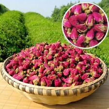 100% Organic Red Rosebud Rose Buds Flower Floral Herbal Dried Health Chinese Tea