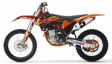 New Ray Toys KTM 450SK-F Red Bull Dirt Bike Toy 1:10 Scale Ryan Dungey 57637