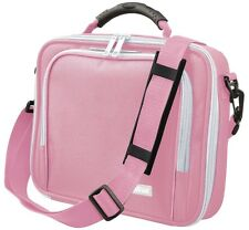"LOVELY BRAND NEW PINK 10"" NETBOOK CARRY CASE"