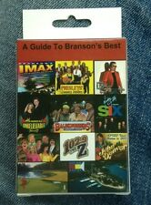 Branson Missouri Playing Cards New Sealed Each Card Features Local Attractions