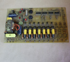 C Thomas Electronic TM11 7 Pulse Reverse Pulse Filter Card