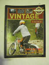 August 2010 issue 256 Vintage Views AHRMA Magazine  (BD-44)