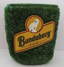 Bundaberg Bundy Rum new grass stubby can holder cooler for home bar collector