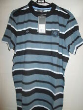 Manchester City Player Issue Dark Grey Polo Football T Shirt Large BNWT /she