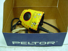 New PELTOR Push To Talk Adapter RACAL MBITR FL5040-02 NATO Wiring Same As FL5601