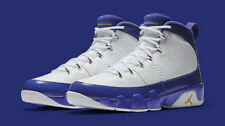 Nike Air Jordan 9 IX Retro Lakers Kobe Bryant PE Size 14. 302370-121 1 2 3 4 5