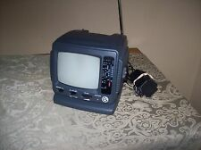 Electro Brand Model 327X Portable TV with AM FM Radio with Plug