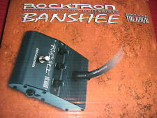 Rocktron Banshee Talk Box Guitar Effects Pedal