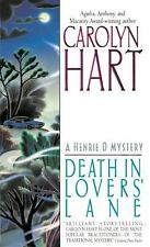 DEATH IN LOVER'S LANE by CAROLYN HART