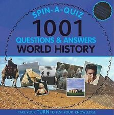 Spin-a-quiz 1001 Questions and Answers World History (1001 Q&a Spin a Quiz), , N