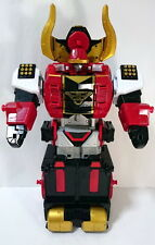 DX Mougyudaioh Bull Megazord Power Rangers Shinkenger Bandai from Japan Used#192